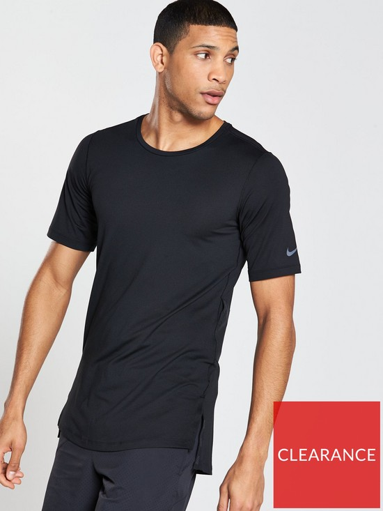 c6ae87ad Nike Fitted Utility Training T-Shirt | very.co.uk