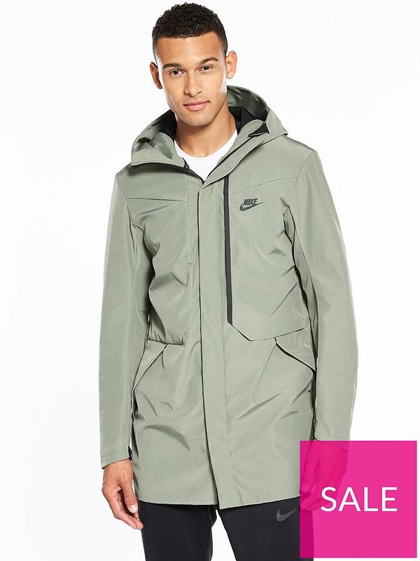 639b78834 Nike Sportswear Tech Shield Jacket | very.co.uk