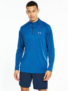 under-armour-tech-14-zip-long-sleeve-top