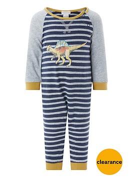 monsoon-newborn-graphic-dinosaur-sleepsuit