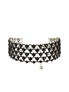 v-by-very-chainmail-choker