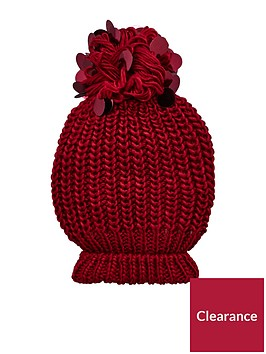 v-by-very-sequin-knitted-pom-pom-beanie