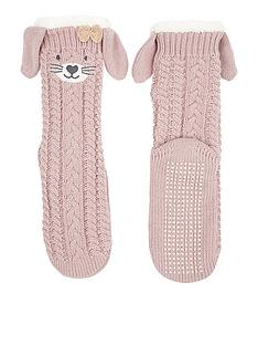 monsoon-bonnie-bunny-slipper-sock