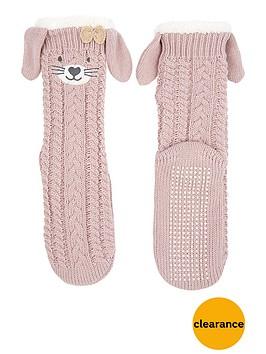 monsoon-bonnie-bunny-slipper-sock