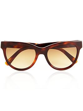 longchamp-rounded-square-frame-sunglasses-brown