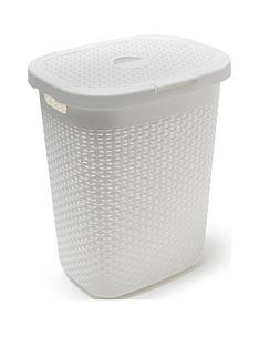 addis-50-litre-faux-rattan-laundry-hamper