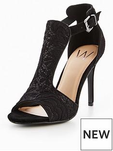 wallis-wallis-social-side-buckle-heeled-sandal