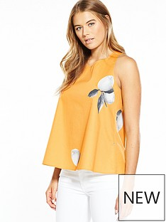 boss-orange-lemon-print-ring-back-detail-top-orangenbsp