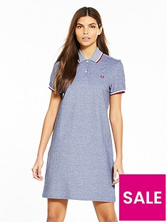 fred-perry-twin-tipped-dress-whitecarbon-blue