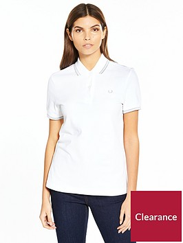 fred-perry-twin-tipped-polo-top-whitemetallic-silver