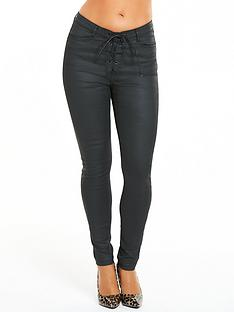 myleene-klass-tie-front-coated-jean