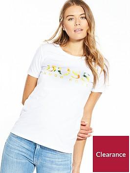boss-floral-logo-print-t-shirt