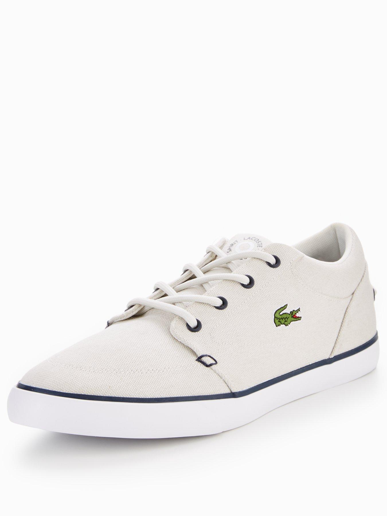 Lacoste Bayliss 118 3 Cam Plimsoll OFF_WHITE COPIBU