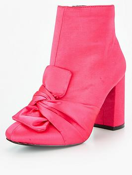 v-by-very-dance-bow-satin-ankle-boot-pink