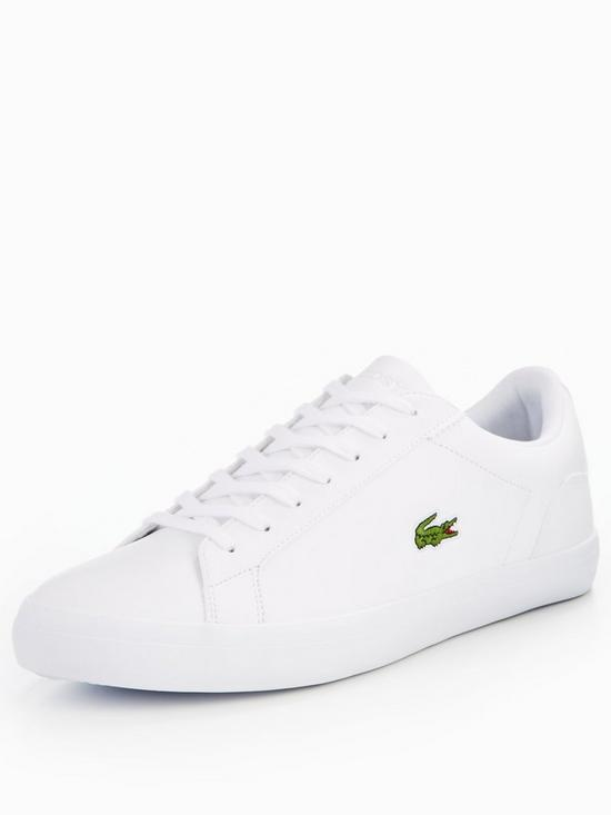 730448f77 Lacoste Lerond Trainers - White