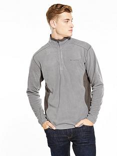 columbia-klamath-half-zip-fleece