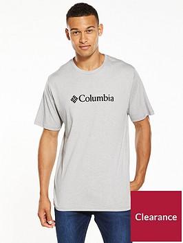 columbia-basic-logo-t-shirt