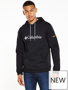 columbia-basic-logo-hoody