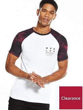 river-island-raglan-tshirt