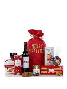 virginia-hayward-love-from-santa-bag