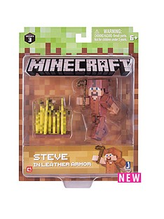 minecraft-minecraft-steve-with-leather-armour