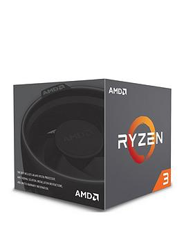 Amd Amd Ryzen 3 1200 Quad-Core Processor With Wraith Stealth Cooler