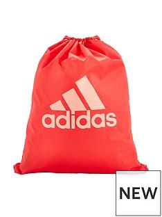 adidas-older-girls-logo-backpack