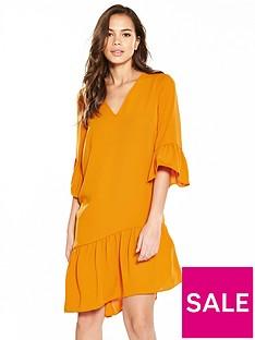 v-by-very-asymetric-hem-tunic-dress