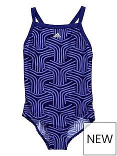 adidas-older-girl-patterned-swimsuit