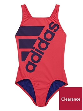 adidas-older-girl-large-logo-swimsuit