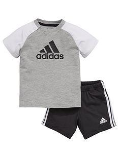 adidas-baby-boy-tee-and-shorts-set