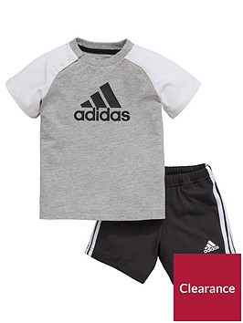 adidas-baby-boy-tee-and-shorts-set