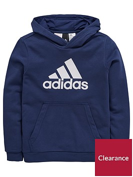 adidas-older-boy-overhead-logo-hoody