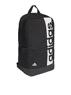 adidas-older-boy-linear-backpack