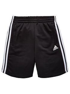 adidas-older-boy-3s-jersey-short