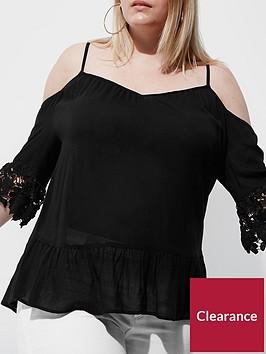 ri-plus-cold-shoulder-blouse