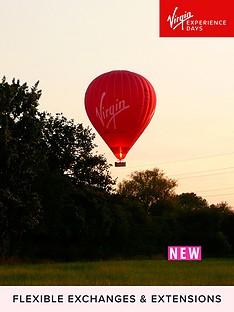 virgin-experience-days-weekday-sunrise-virgin-hot-air-balloon-flight-for-two