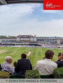virgin-experience-days-the-kia-oval-cricket-ground-london-for-two