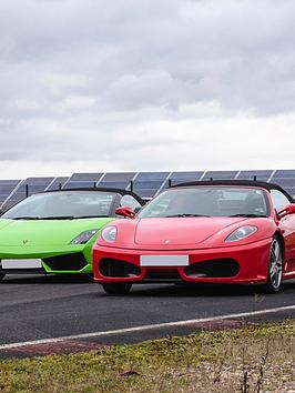 virgin-experience-days-six-supercar-blast-plus-high-speed-passenger-ride-and-photo-in-a-choice-of-9-locations