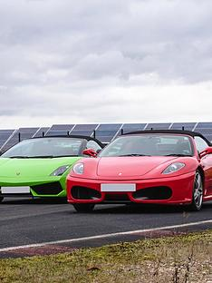 virgin-experience-days-supercar-blast-plus-high-speed-passenger-ride-and-photo-in-a-choice-of-9-locations