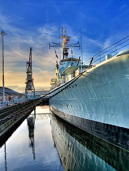 virgin-experience-days-visit-to-the-historic-dockyard-chathamnbspfor-two-with-cream-tea-for-two