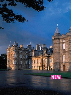 virgin-experience-days-visit-to-the-palace-of-holyroodhouse-and-vintage-bus-sparkling-afternoon-tea-tour-for-two
