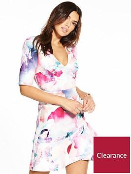 v-by-very-foam-scuba-printed-dress