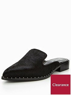 v-by-very-missy-real-leather-backless-mule-black