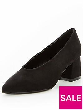 v-by-very-opal-high-vamp-low-block-heel-court-shoe-black