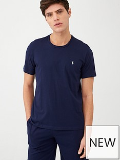 polo-ralph-lauren-single-logo-t-shirt-navy