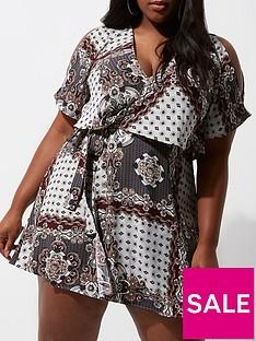 ri-plus-printed-wrap-tea-dress