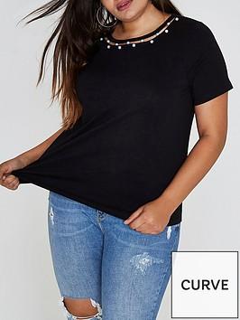 ri-plus-black-pearl-neck-t-shirt