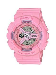 casio-baby-g-casio-baby-g-pink-resin-strap-ladies-watch
