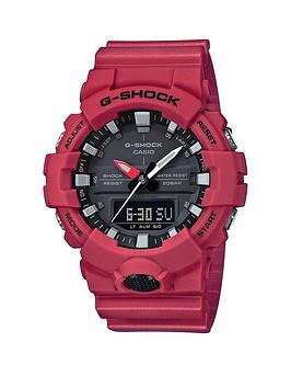 casio-g-shock-red-resin-strap-black-dial-mens-watch